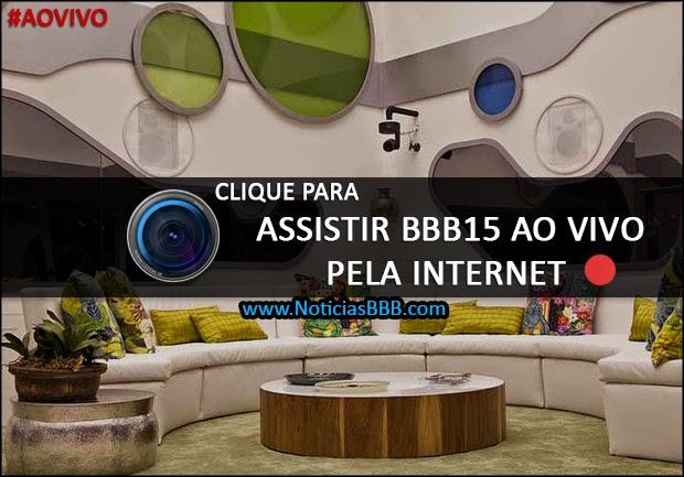 BBB15 Ao Vivo - Como assistir BBB 2015 Ao Vivo pela internet