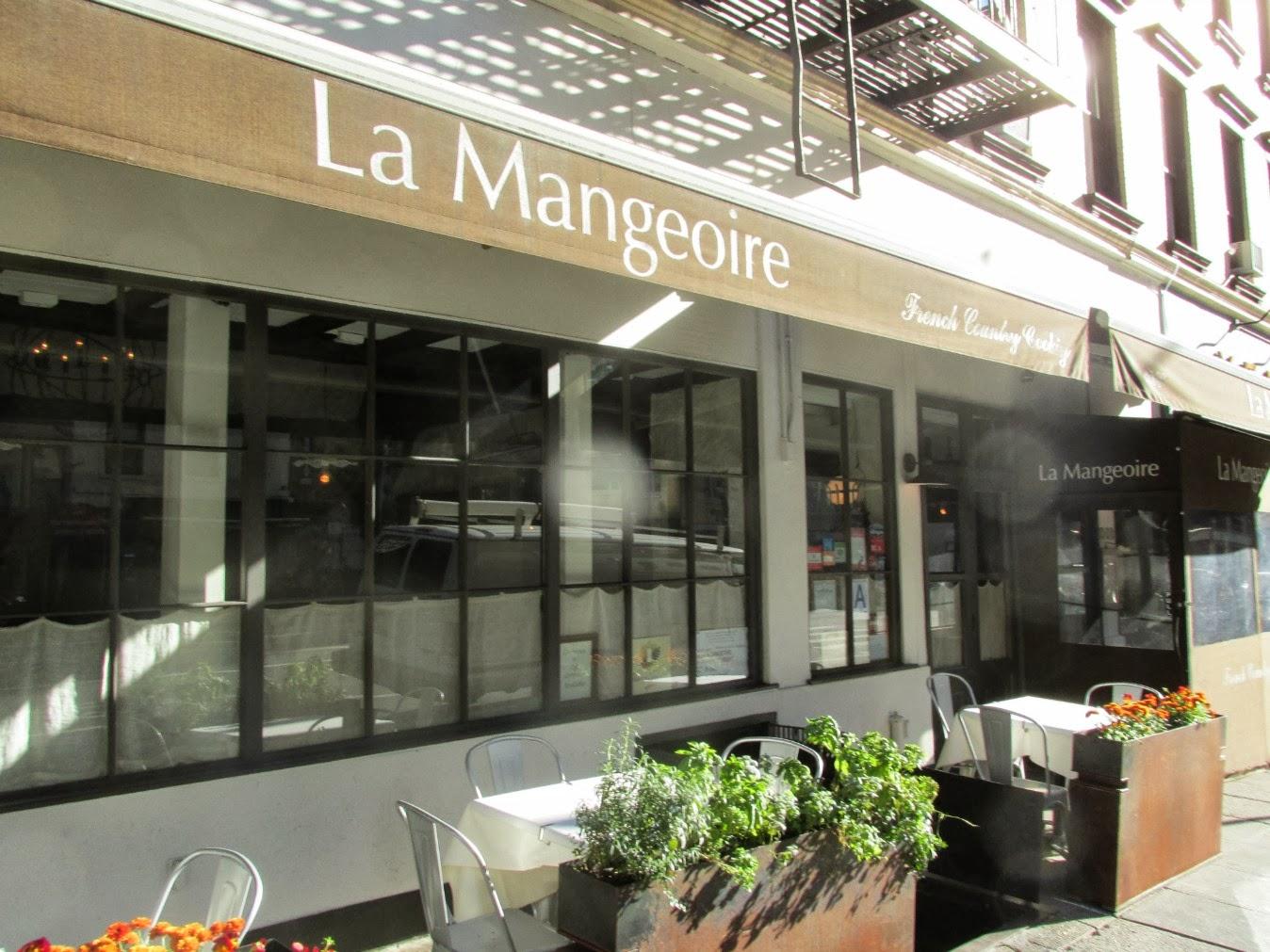 midtown blogger manhattan valley follies la mangeoire midtown east