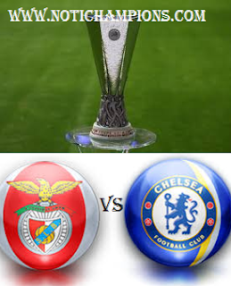 Ver Chelsea vs Benfica En vivo Online, final Europa League 2012-2013