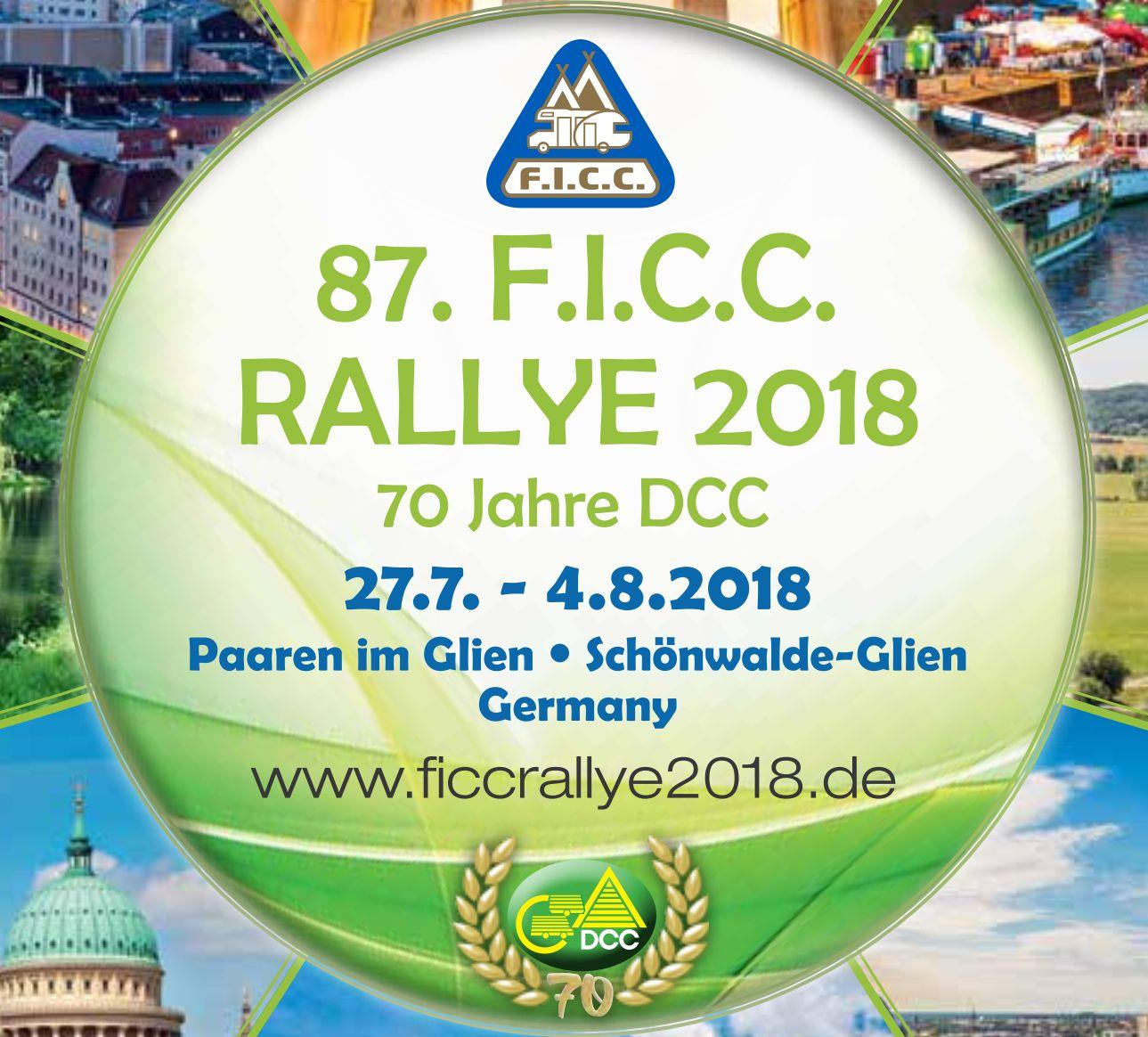 87º Encuentro Internacional FICC, 2018