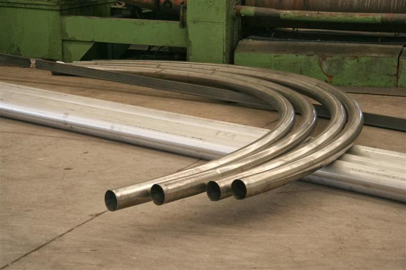tubos curvados