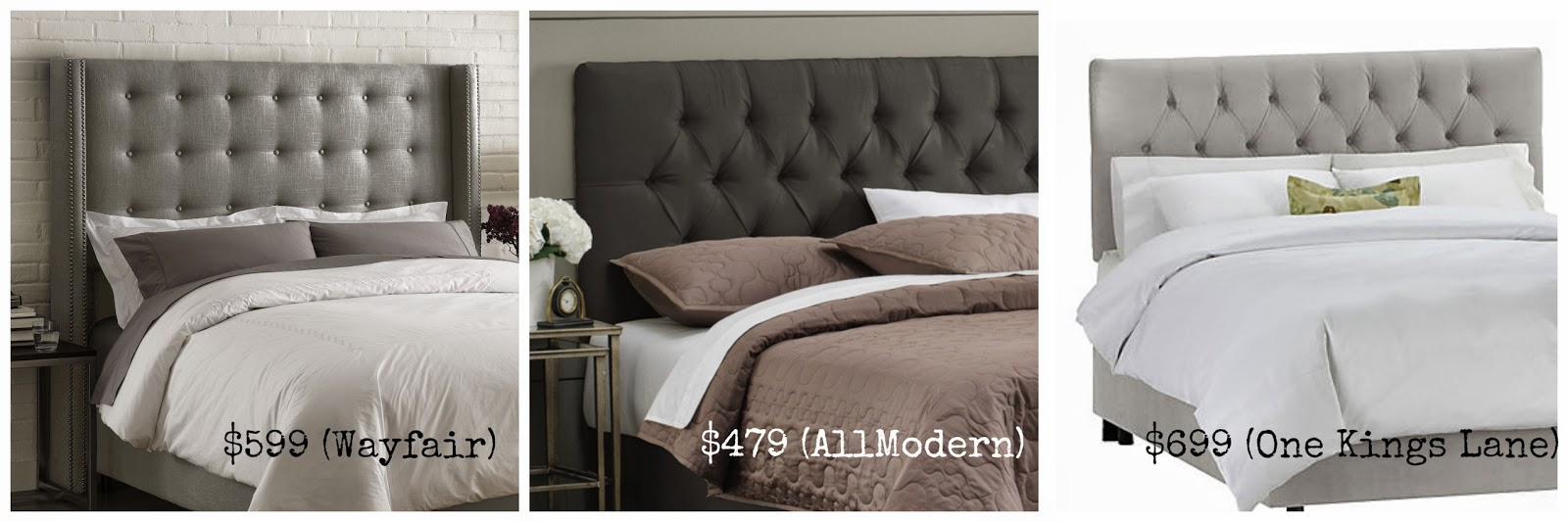 p button the wingback headboard tufted furniture home en premier full white twill nail skyline in queen