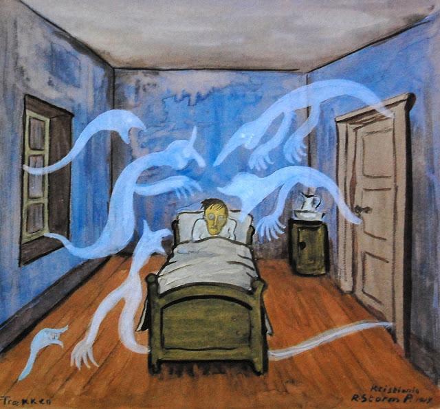 'Trækken' af Robert Storm Petersen