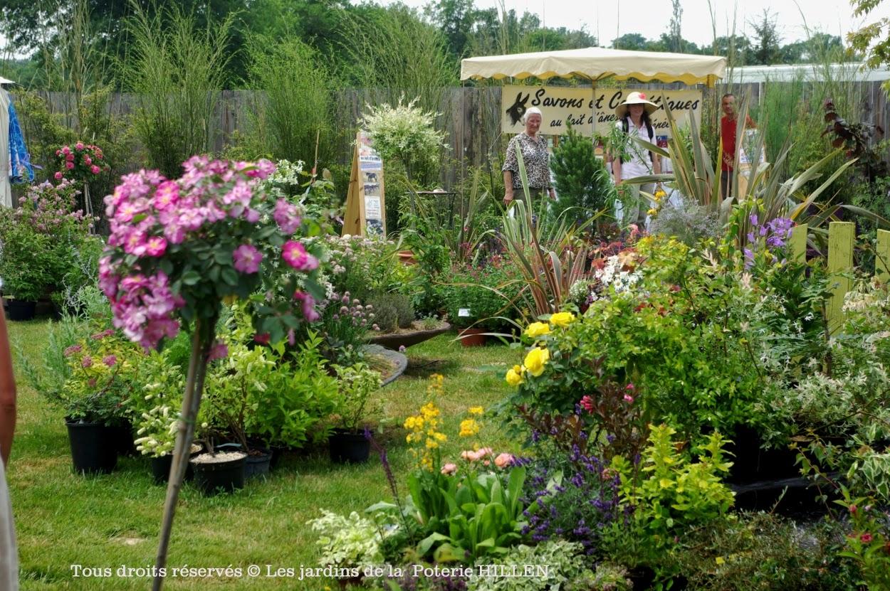 Les jardins de la poterie hillen for Maison et jardin