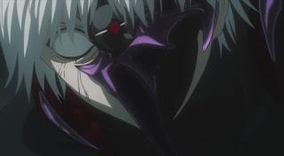 Perubahan Kaneki Ghoul Raja Kelabang Mata satu