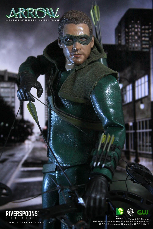 [Riverspoons Studios] Arrow 1/6 scale Riverspoons_06_background