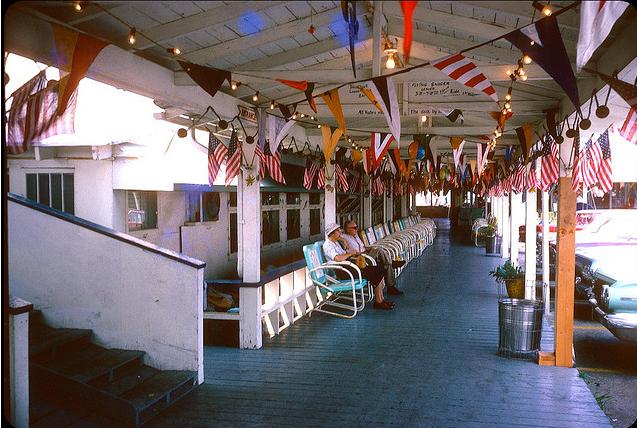 Chris Seafood Restaurant 1960