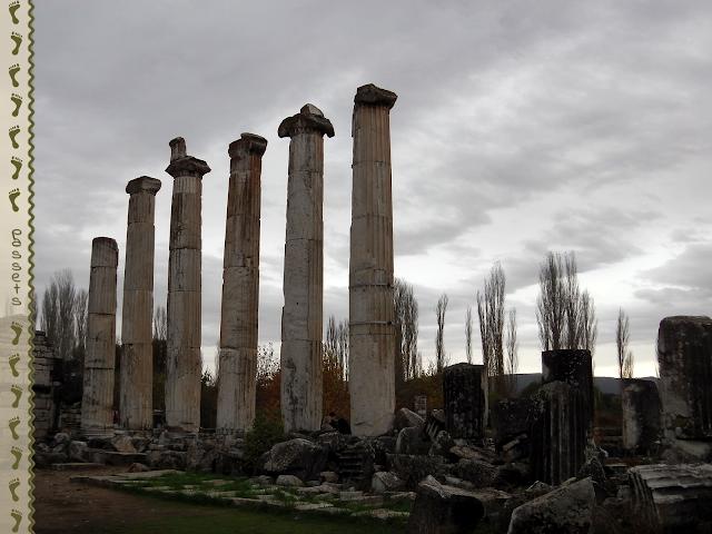 Afrodisias Templo Afrodita