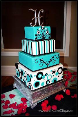 Weddingzilla More Tiffany Blue For Your Wedding