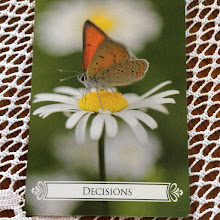 Today's Oracle Card..