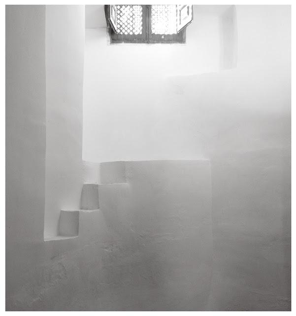 Casi una escalera. De la serie Sueños de Verano (2012), de pablo basagoiti brown