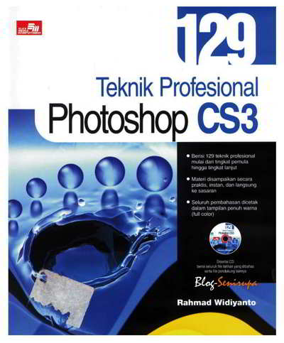cover Buku Tutorial Photoshop Bahasa Indonesia Gratis Download