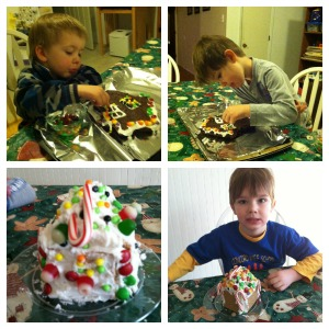 Christmas Activities, Gingerbread Baby
