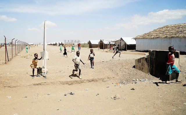 Kakuma refugee camp kenya