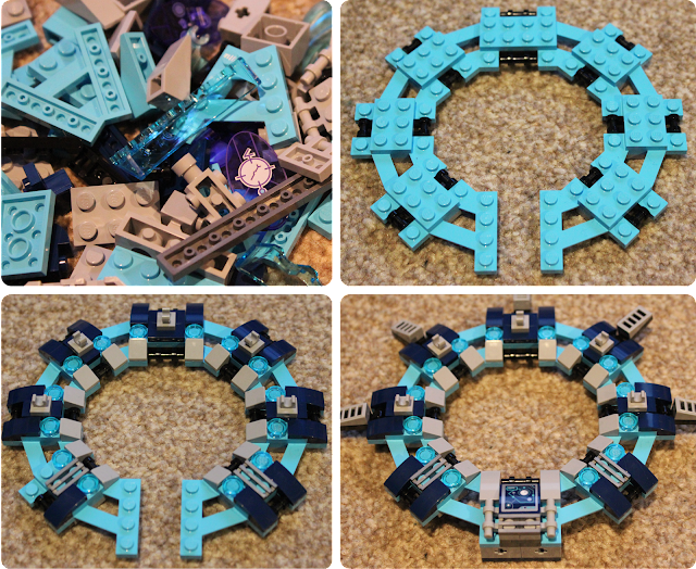 Lego Dimensions - building the Lego portal