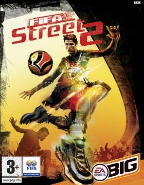 FIFA Street 2 PC Game (cover) - yanst3r