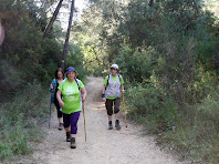 Caminant a prop del Torrent de la Vall. Autor: Carlos Albacete