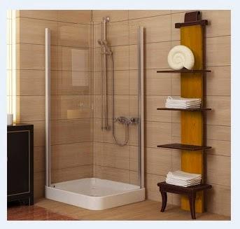 contoh desain kamar mandi ala hotel