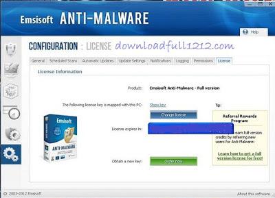 Review License Emsisoft Anti-Malware 7 Pro + Offline Installer