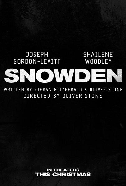 Film Snowden 2015 (The Snowden Files) di Bioskop