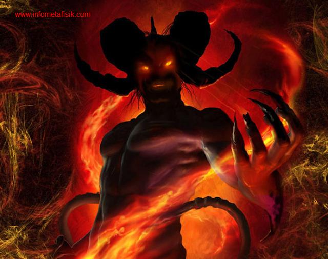 Inilah Kelakuan Asli Iblis - infometafisik.com