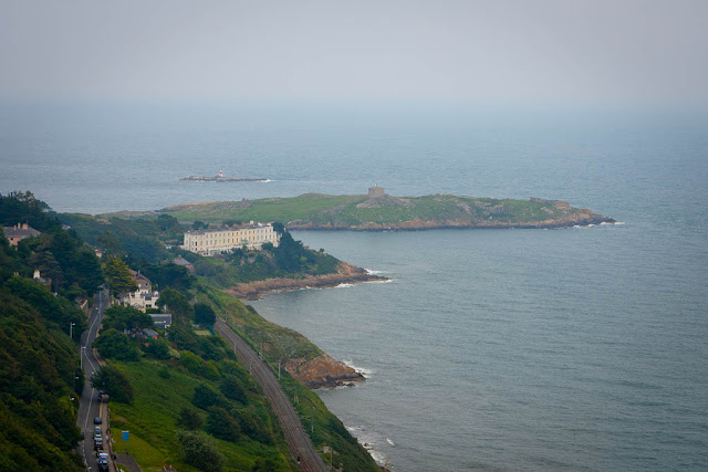 View from Killiney Hill
