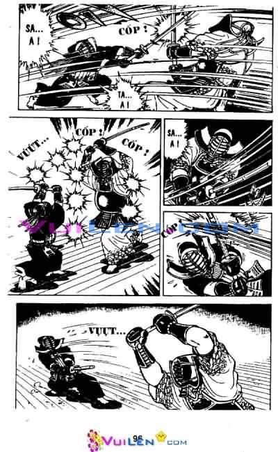 Siêu quậy Teppi chap 33 - Trang 93