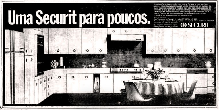 anos 70.  1975. propaganda década de 70. Oswaldo Hernandez.Reclame anos 70