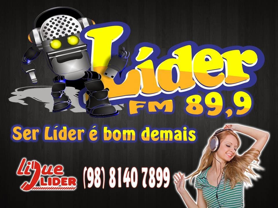 LÍDER FM 89,9 A RÁDIO DO POVO