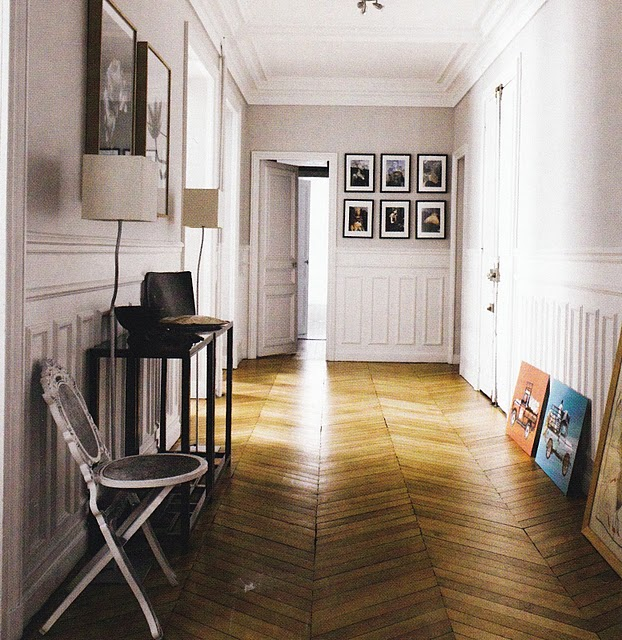 Of Paper And Things Inspiration Board Wood Chevron Floor