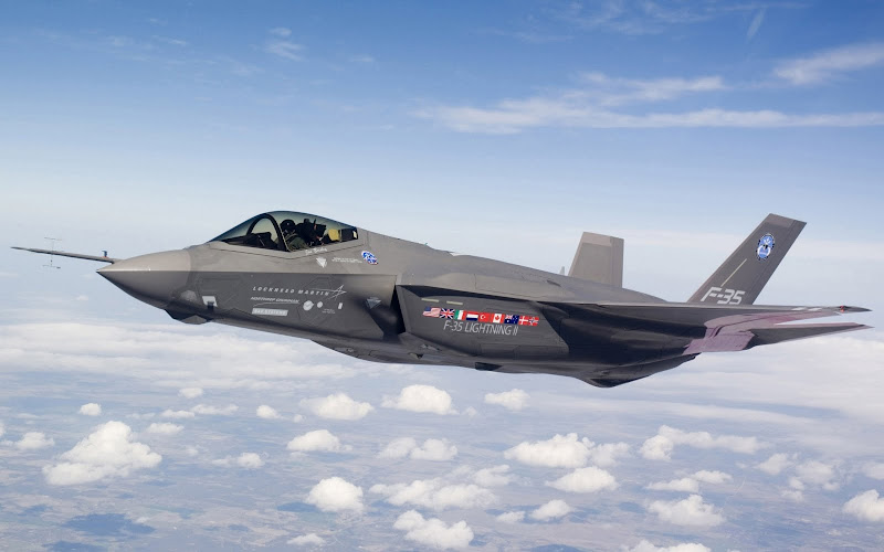 F-35 Lightning Joint Strike Fighter