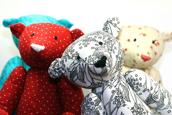 Мишки, Teddy Bear, handmade, Ирина Ванеева