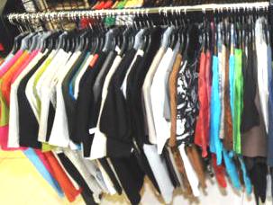 cara memilih baju atau pakain di dalam berbelanja online