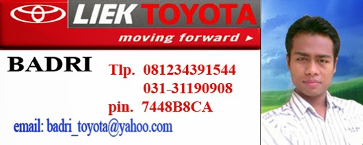 sales dealer toyota surabaya