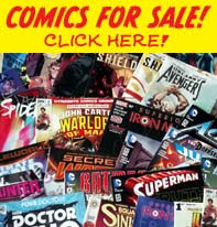 Cheap comics!
