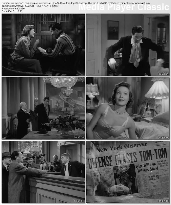 Imagenes de la pelicula:Ese impulso maravilloso | 1948 | That Wonderful Urge
