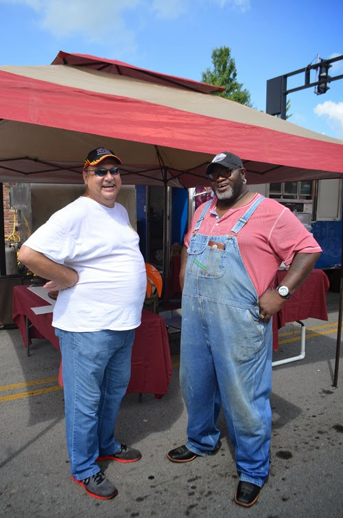 Big Moe Cason and Rick Hewatt