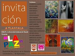 """INVITACIÓN EXPO """"LA PAZ """""""