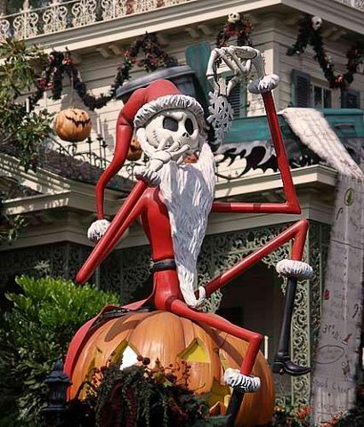 Cute and funny pictures and more nightmare before - Jack skellington christmas decorations ...
