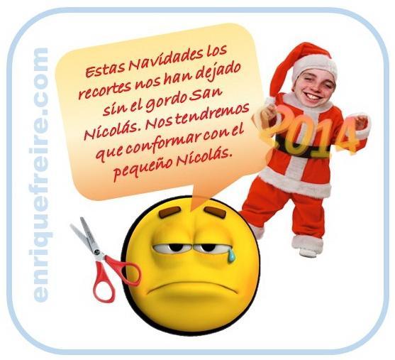 El pequeño San Nicolás