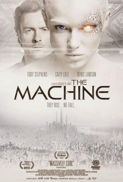 xem phim Sát Thủ Gợi Cảm - The Machine