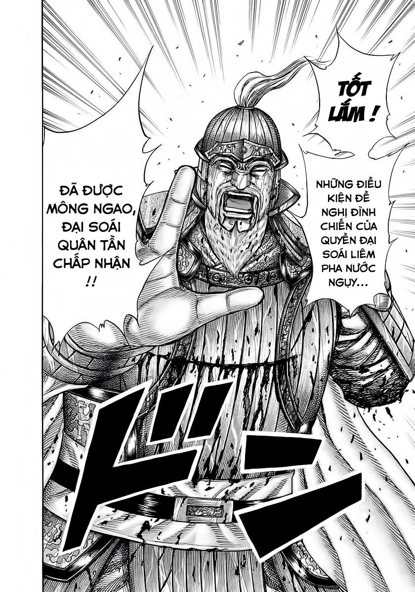 Kingdom – Vương Giả Thiên Hạ (Tổng Hợp) chap 240 page 19 - IZTruyenTranh.com