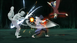 accion anime lucha ninjas