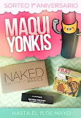 Sorteo en Maquiyonkis