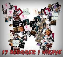 17 Blogger, 1 Hikaye