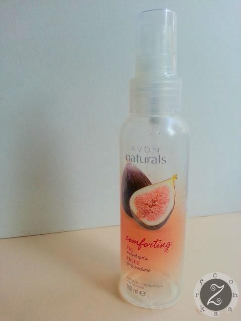 Avon Naturals, Comforting