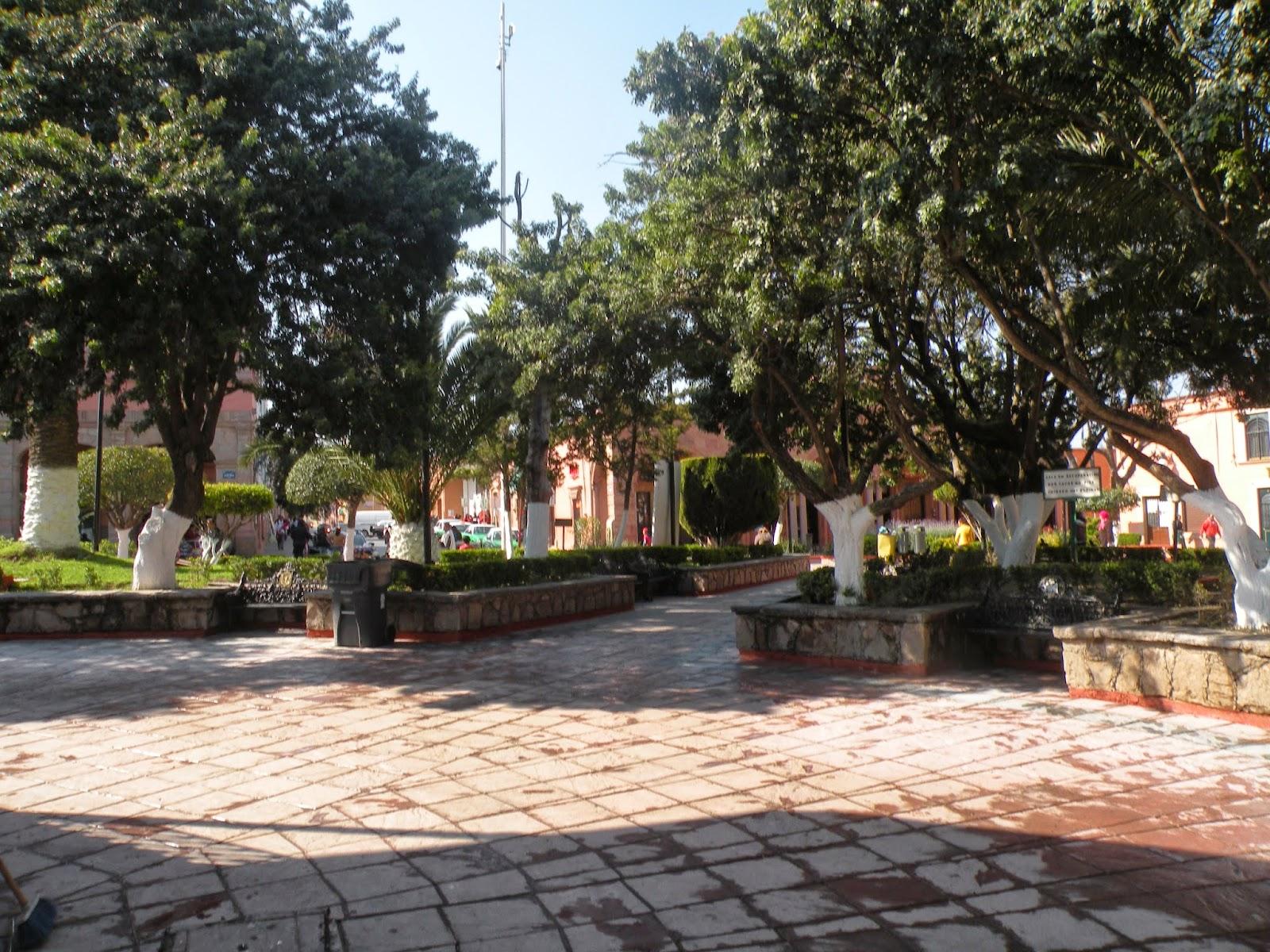 El blog de PatyLu: La Ruta de la Plata ..¡¡ San Luis de la Paz ...