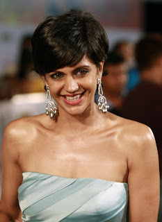 Mandira Bedi Sexy Sports Presenter 