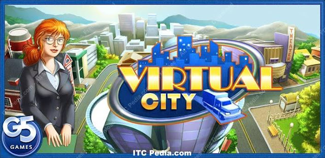 Virtual City v1.3 Android - DeBTPDA