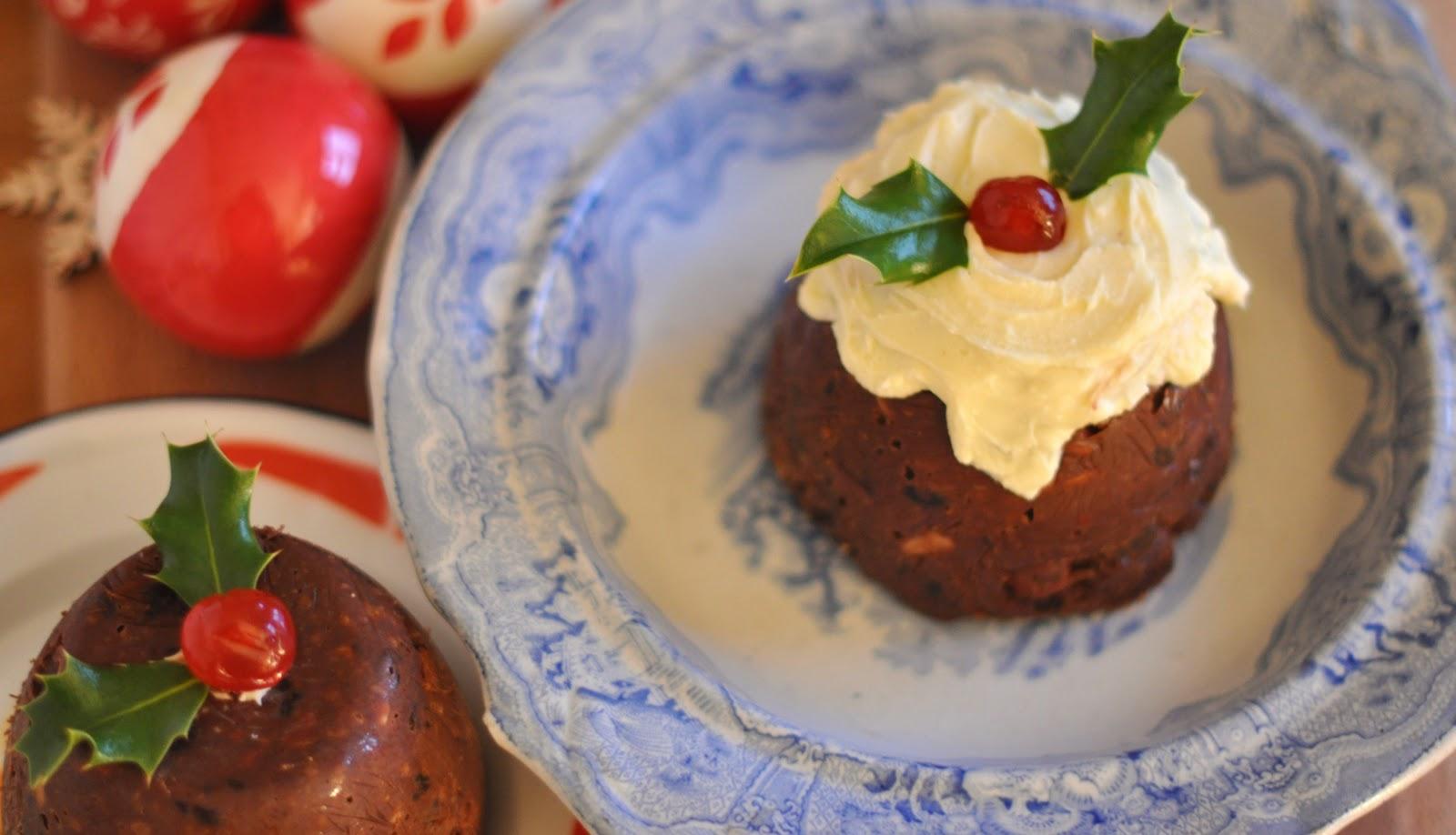 Chocolate Tiffin Christmas Puddings: Easy Edible Christmas Gifts ...